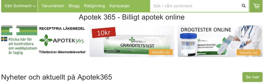 apotek365 recension
