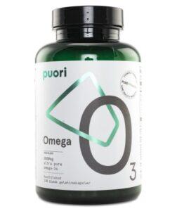 bästa omega 3