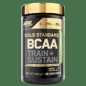 BCAA test gold standard