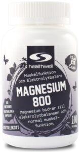 healthwell magnesiumtabletter