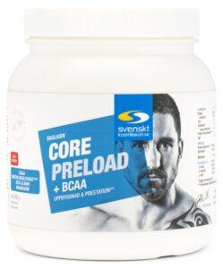 core preload pwo test
