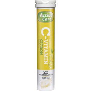 active c vitamin test