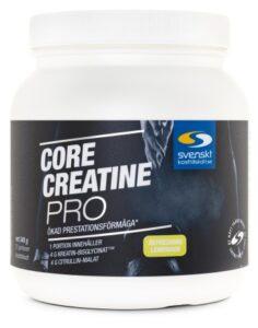 Core creatine pro test