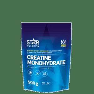 Star nutrition kreatin test