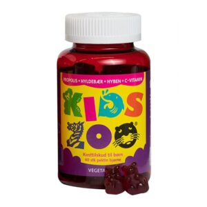 kids zoo c vitamin test