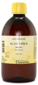 ekologisk aloe vera juice test